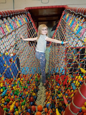 Cupar, UK: Play area