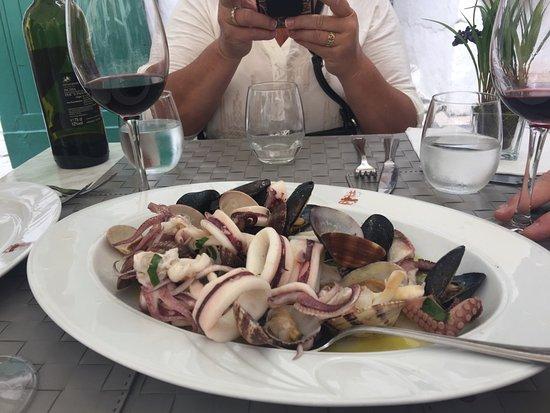 Atrani, Ιταλία: As fresh as it gets