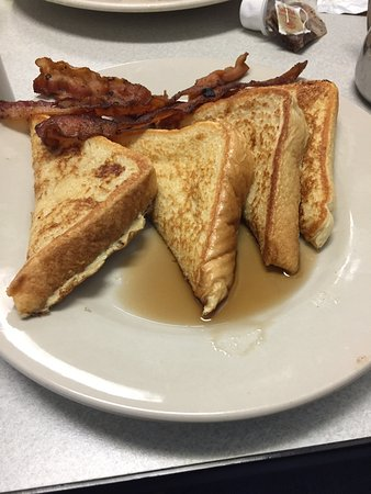 Hudson, Nueva Hampshire: french toast