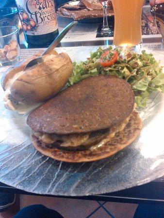 St. Gildas de Rhuys, Fransa: Burger breizh