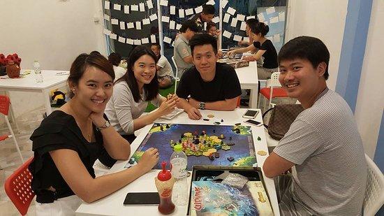 Board Game Academy & Hostel