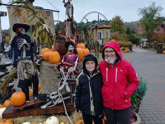 Uhyggelig Halloween I Piratland Picture Of Djurs Sommerland