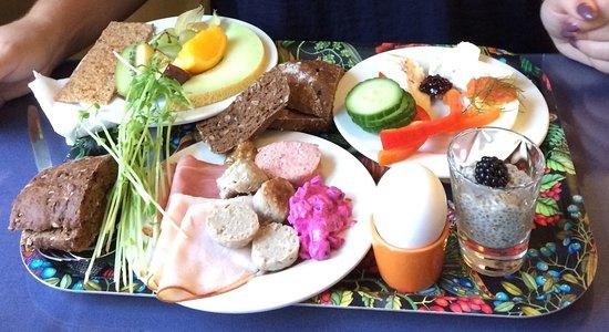 Hotel St. Clemens: Frukost