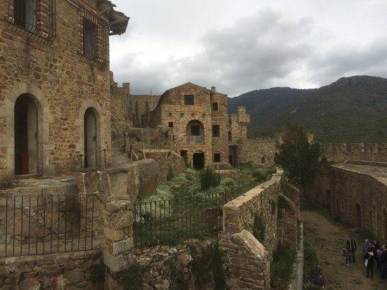 Cantallops, España: Vista desde el interior