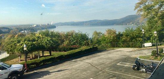 Peekskill, NY: View from the window