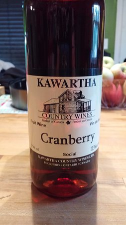 Buckhorn, Canada: Cranberry Social - Definitely Recommend!