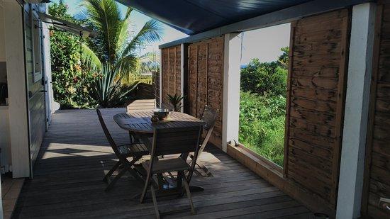 Le Moule, Guadeloupe: Terrathely 3