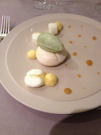 """Cesson-Sevigne, Fransa: Ce dessert était """"top"""""""
