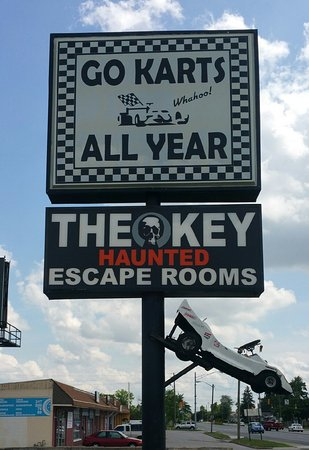 ‪The Key Haunted Escape Rooms‬