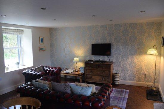 Beattock, UK: Bothy Lounge area