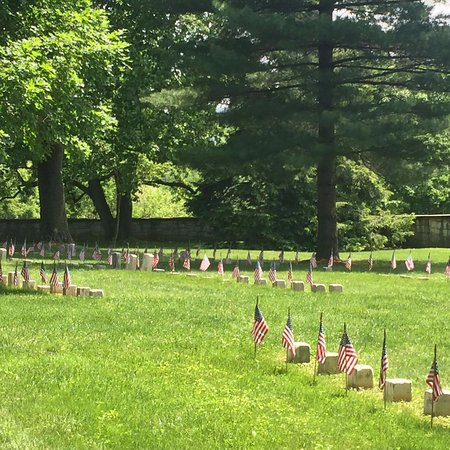 Sharpsburg, Maryland: Our Visit on Memorial Day each year