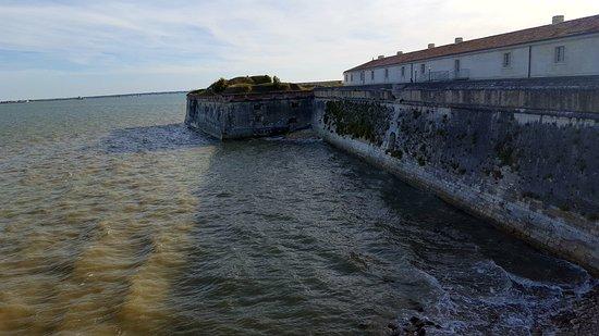 Le Chateau d'Oleron, Francja: Enceinte extérieure 3