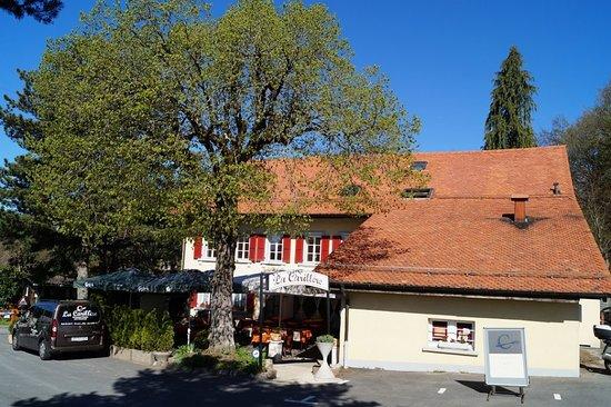 فود, سويسرا: La Carillère