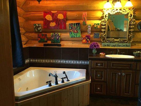 Sutton, AK: Matanusak Room