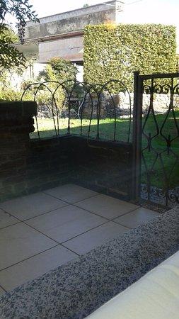 Il piccolo giardino foto di da rocco ristorante - Giardino piccolo foto ...
