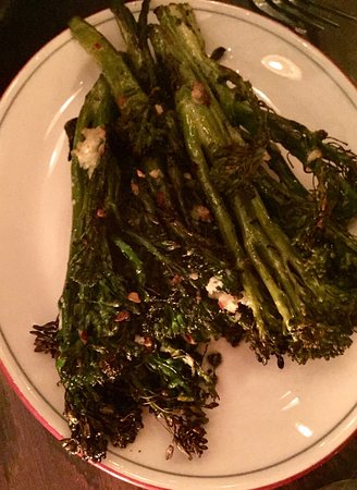 Watertown, MA: Sauteed Broccolini