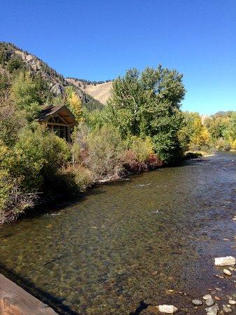 Sun Valley, ID : A River Runs Through It!