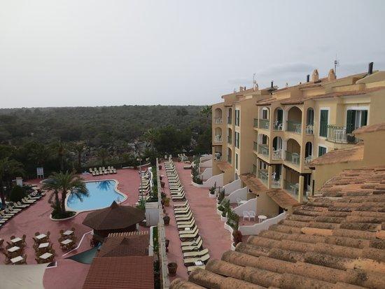 Ona Cala Pi Club: Photo prise de la terrasse