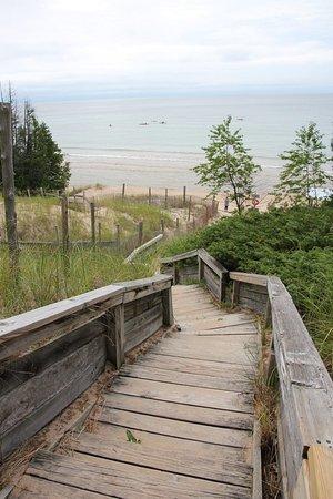 Sturgeon Bay, WI: The boardwalk