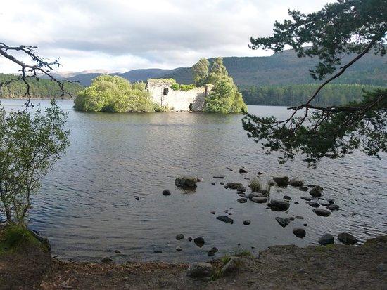 Эвимор, UK: Loch an Eilein