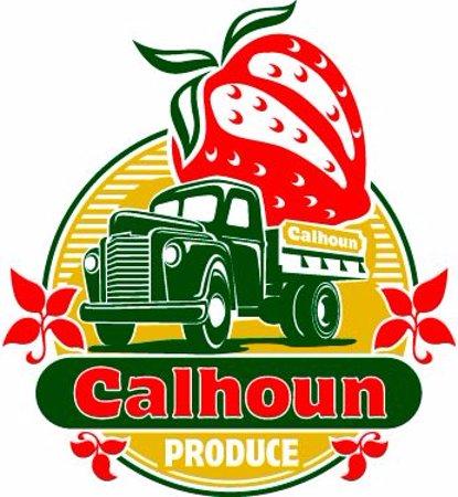 Ashburn, Georgien: Calhoun Produce