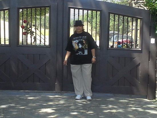 Los Olivos, CA: My visit to Neverland Ranch in June of 2015.