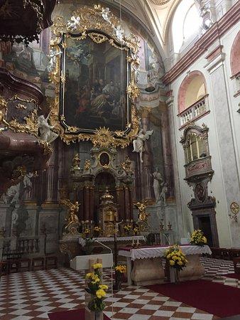 Uherske Hradiste, República Checa: Inside