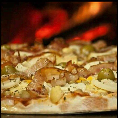 Uniao da Vitoria, PR: Mamma Mia Disk Pizza