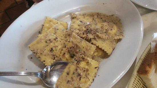 Pizzoferrato, Italien: Raviali al tartufo