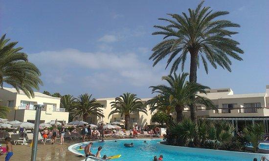 Clubhotel riu oliva beach resort fuerteventura corralejo for Riu oliva beach fuerteventura