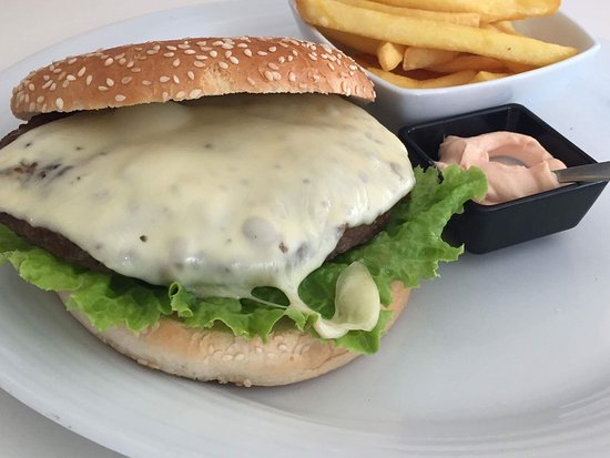 food lovers restaurante grill set menu burger