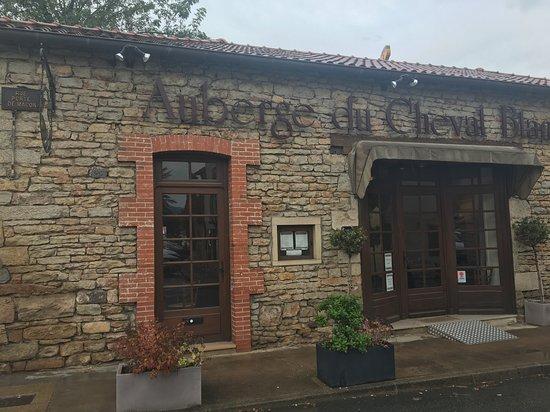 Auberge du Cheval Blanc Photo