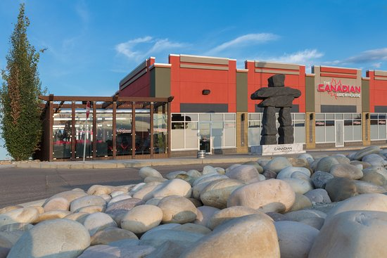 The Canadian Brewhouse Spruce Grove