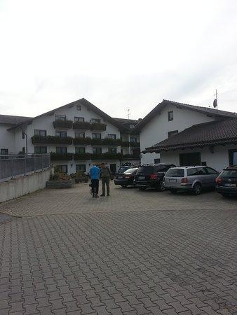 Urlaubshotel Binder : Das Hotel