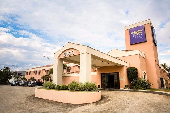Fenix Hotel Varginha : Fachada