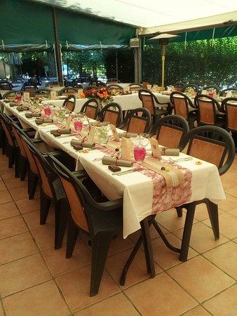 Miribel, Francia: Mariage Christine eet Grégory