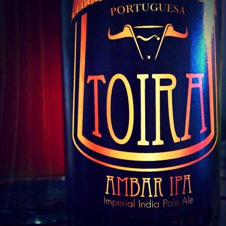 Anadia, Portugal: Ambar IPA divinal