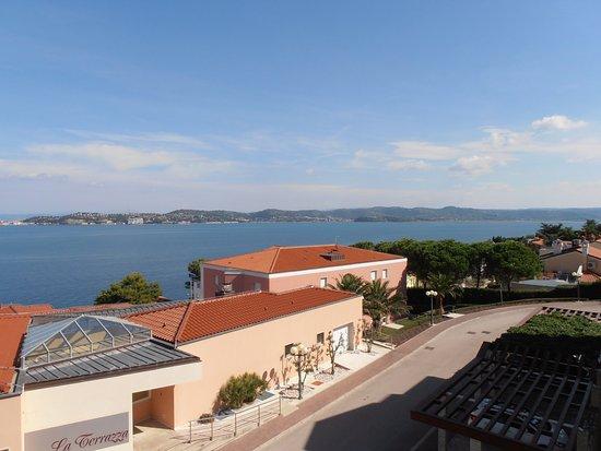 Skiper Resort: Vom Balkon...ein Traum...