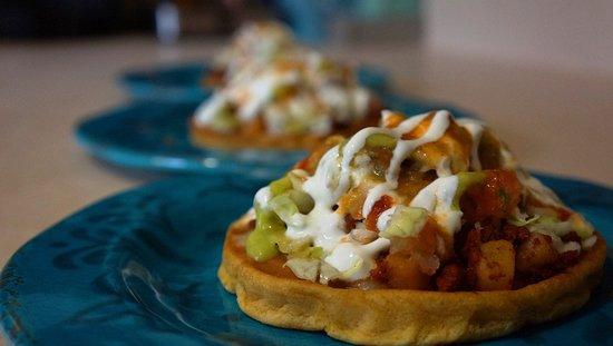 I Love Tacos PR : The sopes