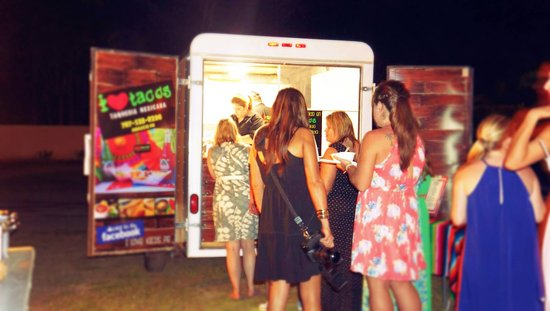 I Love Tacos PR : Weddings caterings