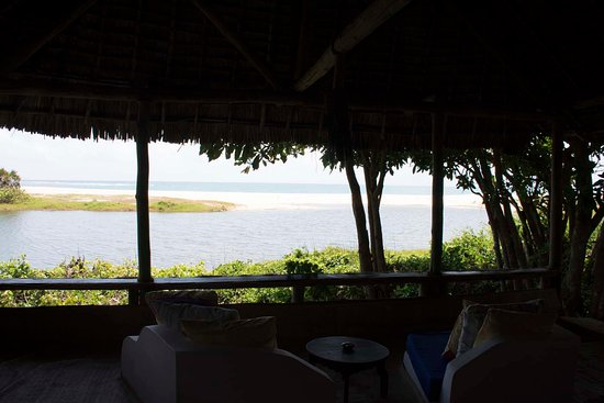 Kutani, تنزانيا: Room with a view