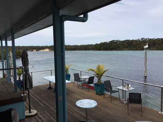 Sussex Inlet, Avustralya: The Deck