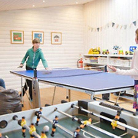 Braunton, UK: Games room