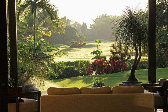 Palmer Sea Reef Golf Course: Relax and enjoy in paradise