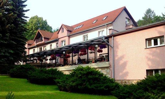 Restauracja Parkowa Noclegi