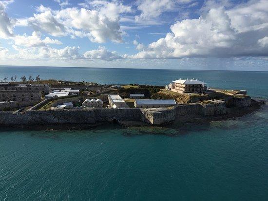 Sandys Parish, Bermuda: Commissioner's House