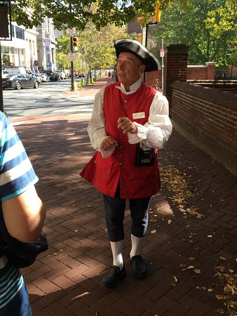 Franklin's Footsteps Colonial Walking Tour: photo0.jpg
