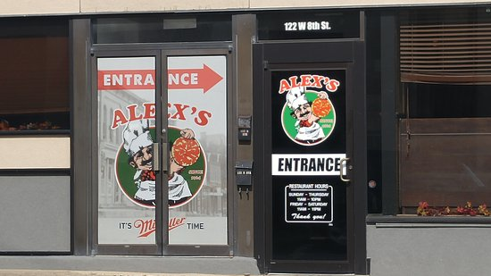 Rolla, MO: Alex's Pizza