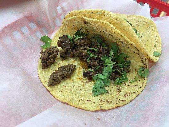 McKinney, TX: Street taco w/cilantro