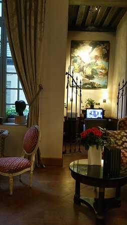 Hotel d'Aubusson Bild